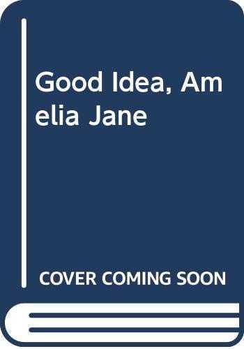Good-Idea,-Amelia-Jane-by-Enid-Blyton-Paperback
