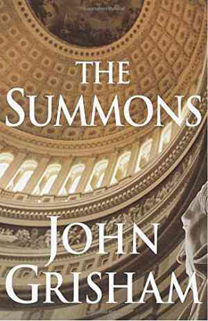 Buy The Summons by John Grisham online in india - Bookchor | 9780385503822