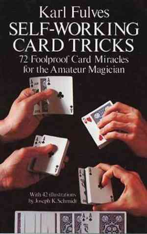 Buy Self Working Card Tricks by Karl Fulves online in india - Bookchor | 9780486233345