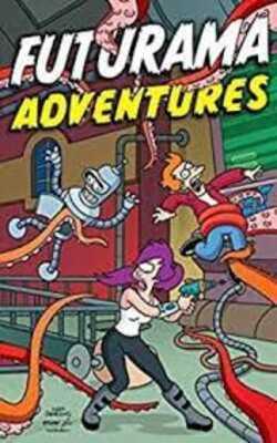 Futurama-Adventures-Paperback