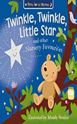 Twinkle,-Twinkle,-Little-Star-and-Other-Nursery-Favourites-(Time-for-a-Rhyme)