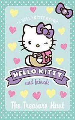 The-Treasure-Hunt:-Hello-Kitty-and-Friends