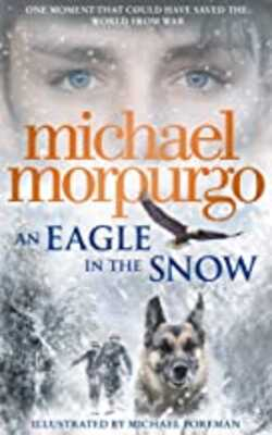 An-Eagle-in-the-Snow