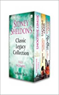Buy Sidney Sheldon's Classic Legacy Collection, Volume 2: The Tides of Memory, Chasing Tomorrow, Reckless by Sidney Sheldon , Julio TRN Sierra online in india - Bookchor | 9780008290726