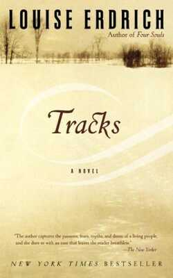 Buy Tracks a Novel by Louise Erdrich online in india - Bookchor   9780060972455