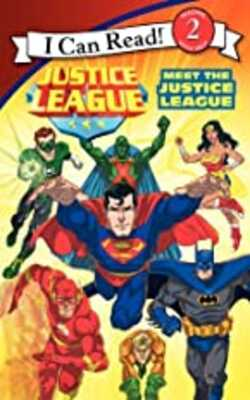 Buy Justice League Classic: Meet the Justice League (I Can Read Level 2) Paperback by Lucy Rosen,  Steven E. Gordon , Eric A. Gordon online in india - Bookchor | 9780062210029