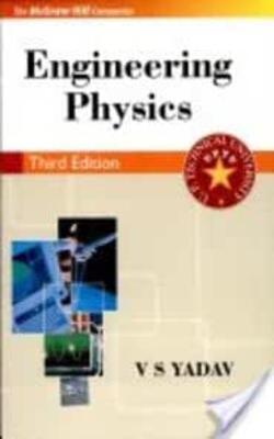 Buy Engineering Physics (UPTU) by Vikram Yadav online in india - Bookchor | 9780070648579