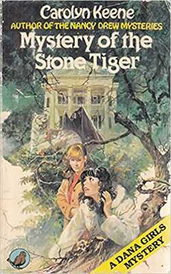 Mystery-of-the-Stone-Tiger-By-Carolyn-Keene-Paperback