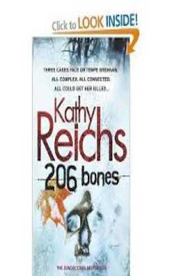 Buy 206 Bones by Kathy Reichs online in india - Bookchor | 9780099492382