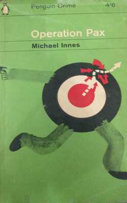 Buy Operation Pax by  Michael Innes online in india - Bookchor | 9780140022032
