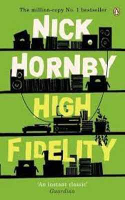 Buy High Fidelity by Nick Hornby online in india - Bookchor | 9780140293463