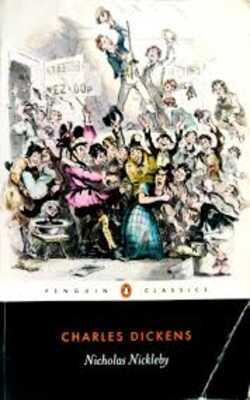 Buy Nicholas Nickleby by CHARLES DICKEN online in india - Bookchor   9780140435122