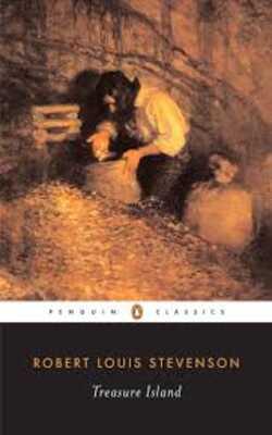 Buy Treasure Island by Robert Louis Stevenson online in india - Bookchor   9780140437683