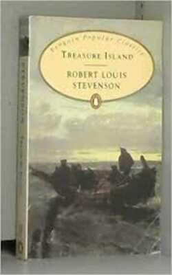 Buy Treasure Island by Robert Louis Stevenson online in india - Bookchor | 9780140620832