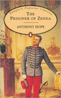Buy The Prisoner of Zenda by Anthony Hope online in india - Bookchor | 9780140621310