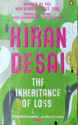 Buy Inheritance of Loss by Kiran Desai online in india - Bookchor   9780141027289
