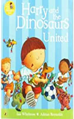 Buy Harry and the Dinosaurs: United Paperback by Adrian Reynolds online in india - Bookchor | 9780141375069