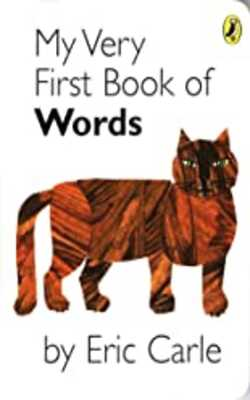 Buy My Very First Book of Words by Eric Carle online in india - Bookchor   9780141382968