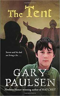 Buy The tent  by Gary Paulsen online in india - Bookchor | 9780152058333
