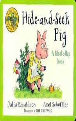Buy Tales From Acorn Wood: Hide & Seek Pig, Board book, Lift and Flap by Julia Donaldson online in india - Bookchor | 9780230753112