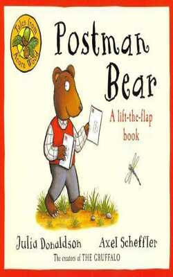 Buy Tales From Acorn Wood: Postman Bear by Julia Donaldson online in india - Bookchor   9780230753129
