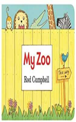 Buy My Zoo Board book by Rod Campbell online in india - Bookchor | 9780230770928