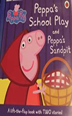 Lift-the-Flap---Peppa-Pig's-School-Play-Hardcover