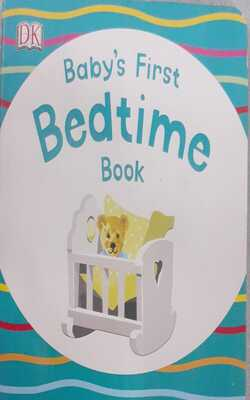 Baby`s-first-bedtime-book---Board-book
