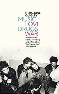 Buy Music love drugs war by Geraldine Quigley online in india - Bookchor | 9780241354131