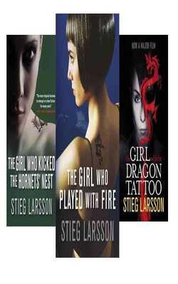 Buy Millennium Series Trilogy by Stieg Larsson online in india - Bookchor | 9780307595577