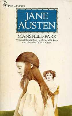 Buy Mansfield Park  by Jane Austen online in india - Bookchor | 9780330029483