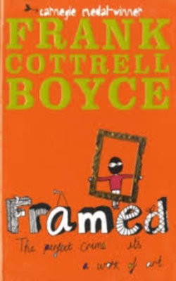 Buy Framed by Frank Cottrell Boyce online in india - Bookchor   9780330452922