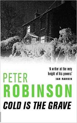 Buy Cold is the Grave by Peter Robinson online in india - Bookchor | 9780330482165