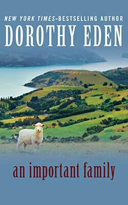 Buy An important family by Dorothy Eden online in india - Bookchor   9780340339619