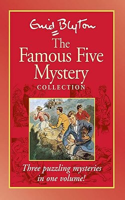 Famous-Five-Mystery-Collection
