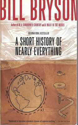 Buy A short History of Nearly Everything by Bill Bryson online in india - Bookchor | 9780385660044