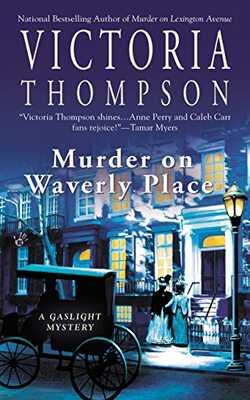 Murder-on-Waverly-Place:-A-Gaslight-Mystery