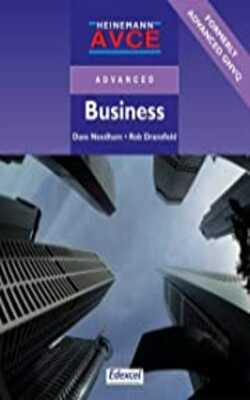 Buy Advanced Business by Dave Needham and Rob Dransfield online in india - Bookchor | 9780435453169