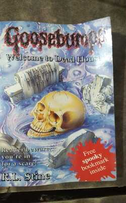 Goosebumps-:-welcome-to-dead-house