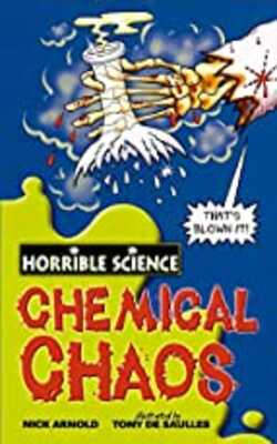 Buy Chemical Chaos (Horrible Science) by Nick Arnold , Tony De Saulles online in india - Bookchor | 9780439944502