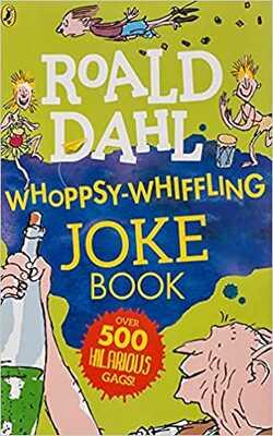 Buy Whoppsy whiffling joke book by Roald Dahl online in india - Bookchor | 9780451479303