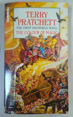Buy The Colour of Magic by Terry Pratchett online in india - Bookchor   9780552124751