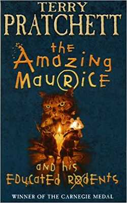 Buy The Amazing Maurice & His Educated Rodents by Terry Pratchett online in india - Bookchor | 9780552546935