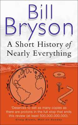 Buy Short History of Nearly Everything by Bill Bryson online in india - Bookchor | 9780552997041