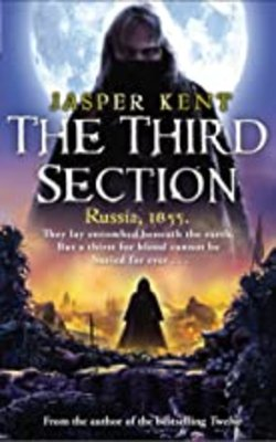 The-Third-Section-Russia,-1855-by-Jasper-Kent-Paperback
