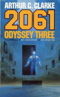 Buy 2061 by Arthur C. Clarke online in india - Bookchor | 9780586203194