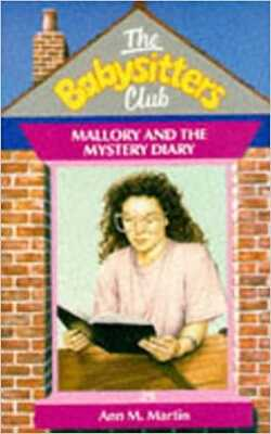 Mallory-and-the-Mystery-Diary:-No.-29-(Babysitters-Club)