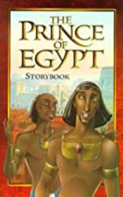 Prince-of-Egypt-Classic-Storybook-(Dreamworks)