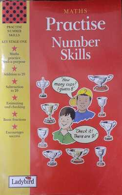Buy Practise number skills Math by Lady Bird online in india - Bookchor | 9780721434315