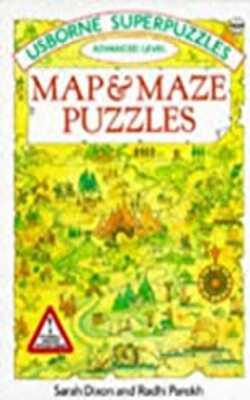 Map-and-Maze-Puzzles
